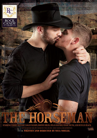 The Horseman cover