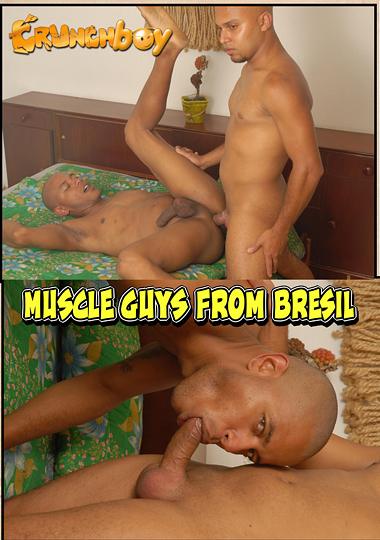 Muscle Guys From Bresil cover