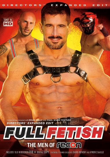 Full Fetish: The Men Of Recon cover