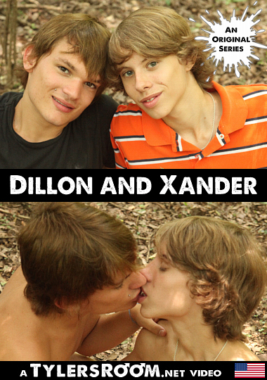 Dillon And Xander cover