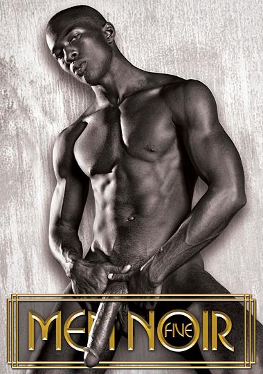Men Noir 5 cover