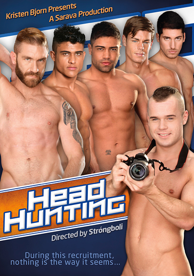 Headhunting cover