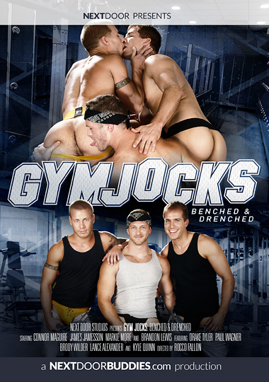 Gym Jocks: Benched And Drenched cover