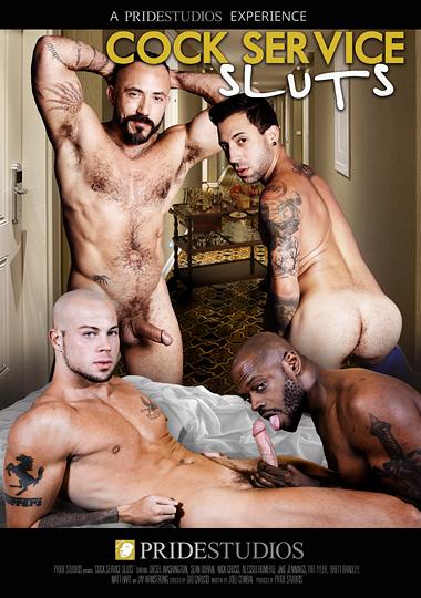Cock Service Sluts cover