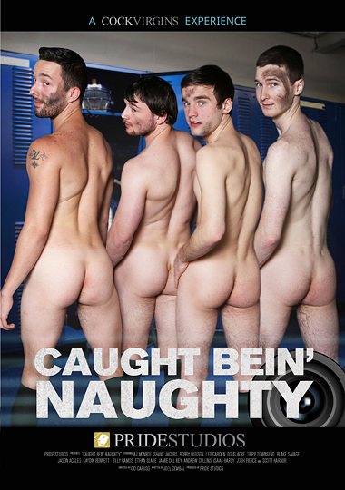Caught Bein' Naughty cover