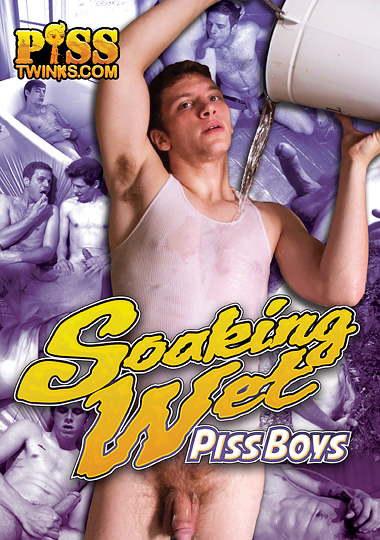 Soaking Wet Piss Boys cover