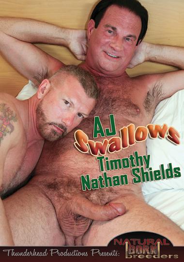 AJ Swallows Timothy Nathan Shields cover