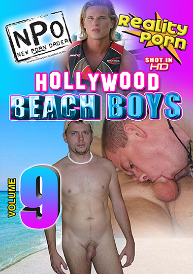 Hollywood Beach Boys 9 cover