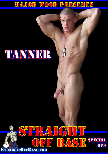 Straight Off Base: Special Ops Tanner cover