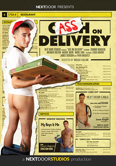 Ass On Delivery cover