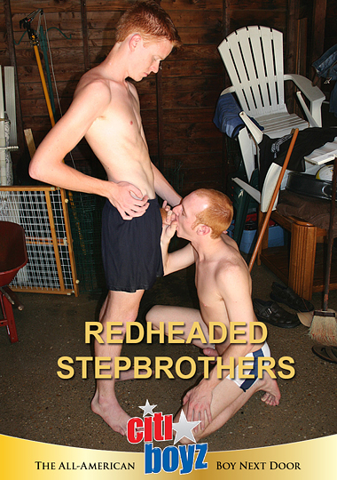 Redheaded Stepbrothers cover