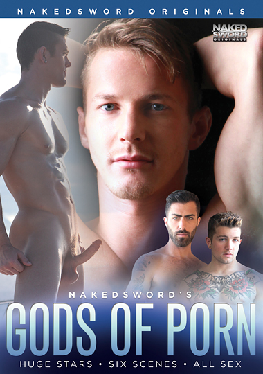 Gods Of Porn cover
