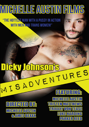 Dicky Johnson's Misadventures cover