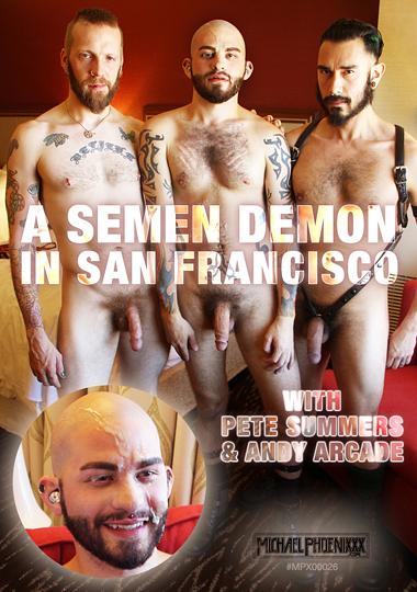 A Semen Demon In San Francisco cover