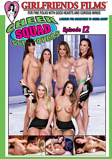 Cheer Squad Sleepovers 12 cover