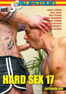 Hard Sex 17 cover