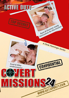 Covert Missions 24 cover