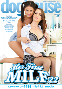 Her First Milf 22 cover