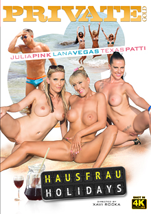 Hausfrau Holidays cover