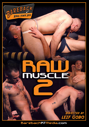 Raw Muscle 2 cover