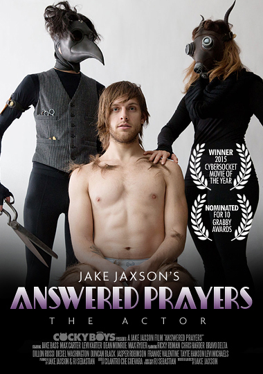 Answered Prayers: The Actor cover
