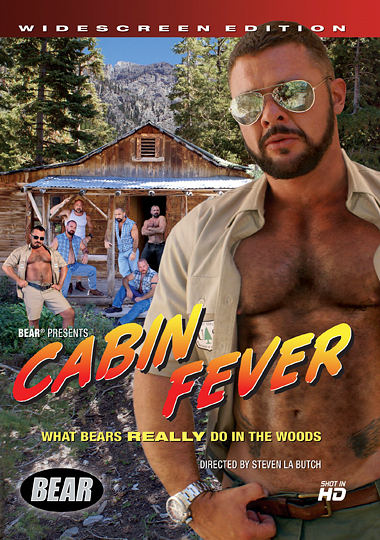 Cabin Fever cover