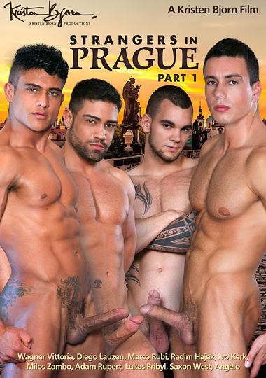 Strangers In Prague cover