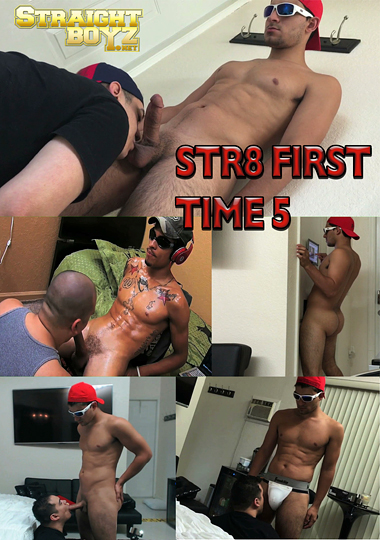 Str8 First Time 5 cover