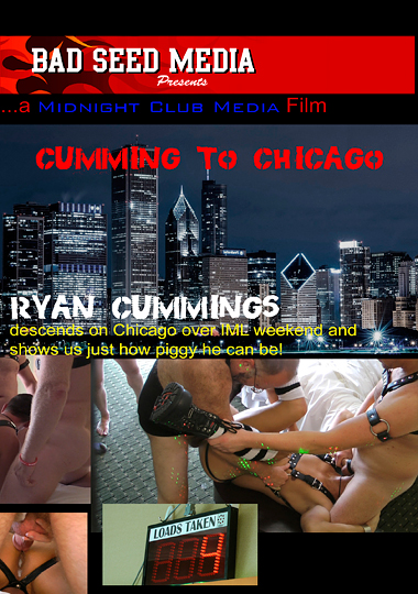 Cumming To Chicago cover