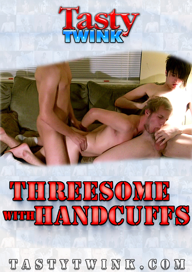 Threesome With Handcuffs cover