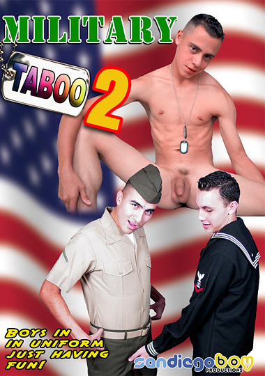 Active Duty Taboo 2 cover