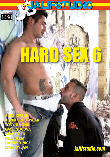 Hard Sex 6 cover