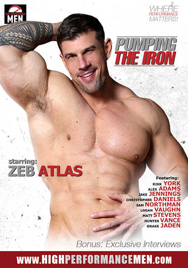 Pumping The Iron cover