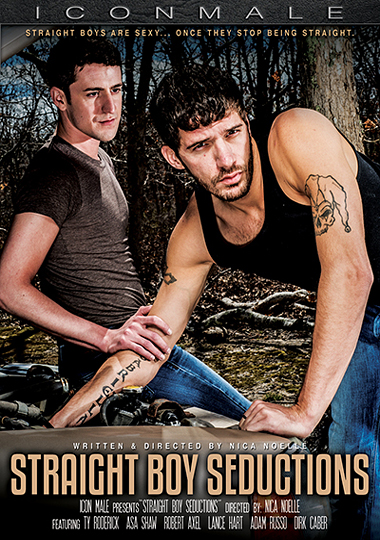 Straight Boy Seductions cover