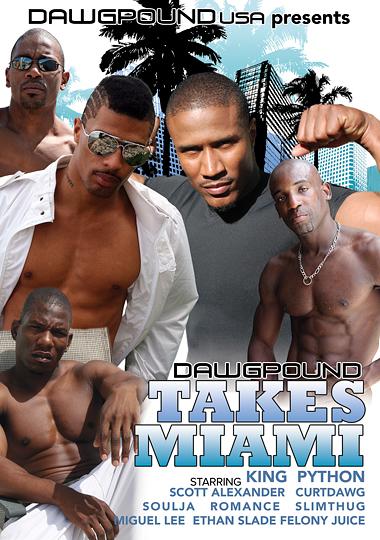 Dawgpound Takes Miami cover