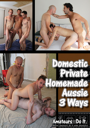Domestic Private Homemade Aussie 3 Ways cover
