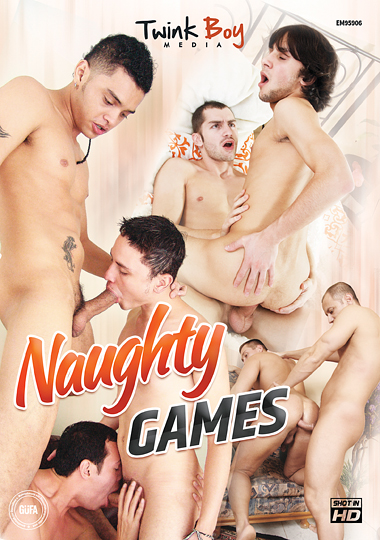 Naughty Games cover