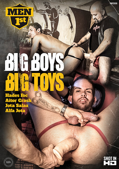 Big Boys Big Toys cover