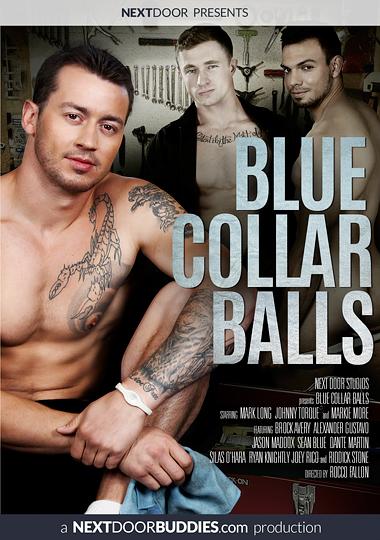 Blue Collar Balls cover