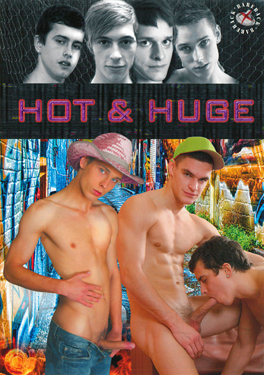 Hot And Huge cover