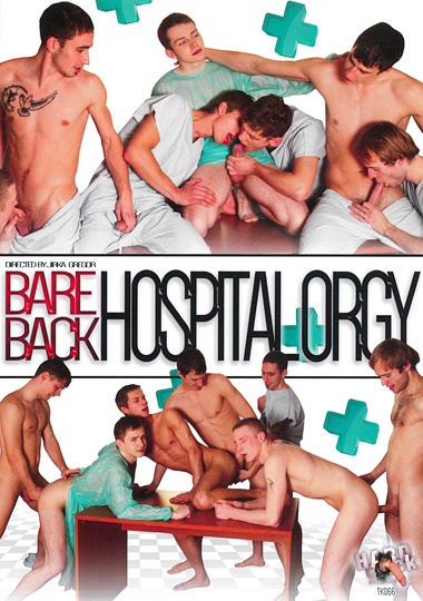 Bareback Hospital Orgy cover