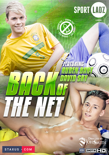 Back Of The Net cover