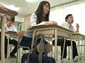 授業中におもらし。 木南日菜