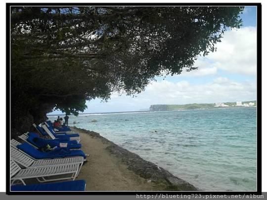關島《希爾頓飯店Hilton Guam Resort & Spa》海灘 1.jpg