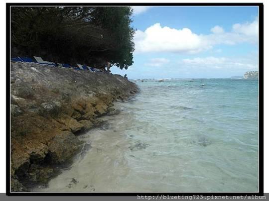 關島《希爾頓飯店Hilton Guam Resort & Spa》海灘 5.jpg