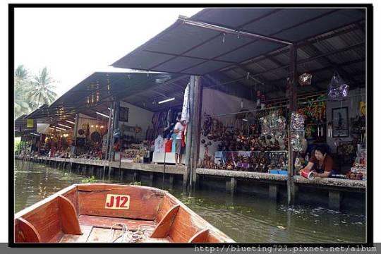 《丹嫩莎朵水上市場Damnoen Saduak》11.jpg