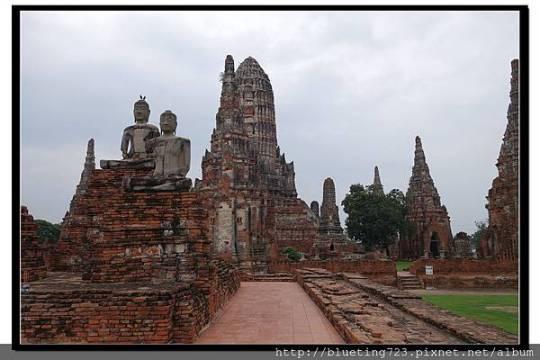 泰國大城府《Ayutthaya大城》柴瓦塔那蘭寺WAT CHAI WATTHANARAM 20.jpg