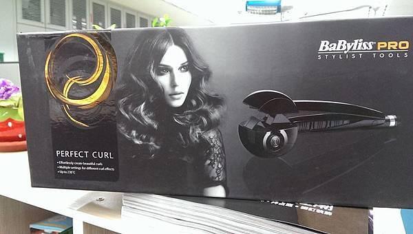 【分享】神奇的自動捲髮器~~輕鬆搞捲捲頭