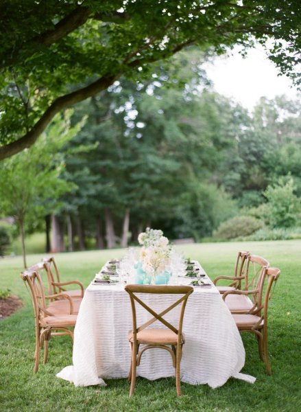 Speciale battesimo festa in giardino - Allestimento giardino ...