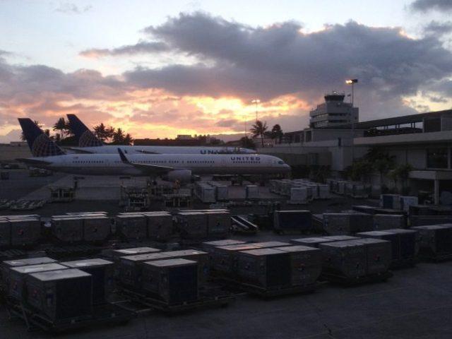 London to Honolulu Trip Report